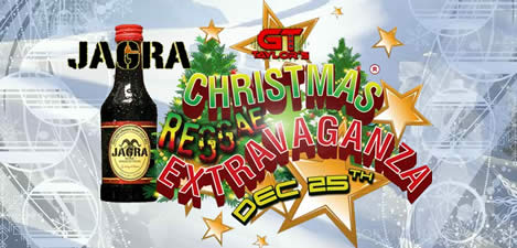 Jagra GT Taylor Christmas Extravaganza: the show must go on
