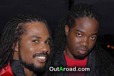 Andrew & Wada Blood Drops New Single Still Alive