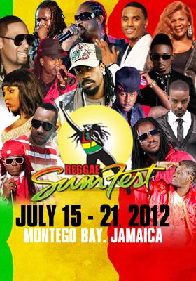 Reggae Sumfest 2012