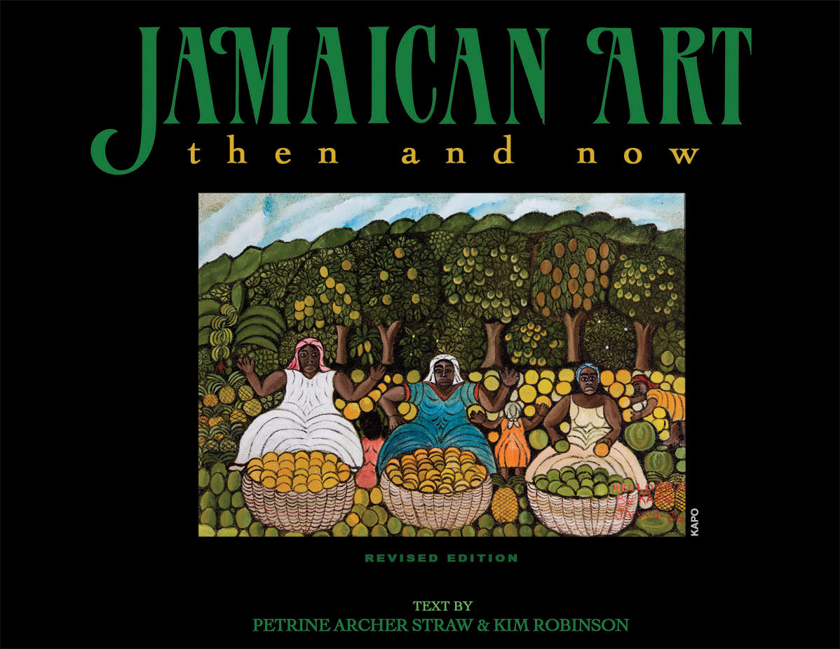 Jamaican Art then now Cover