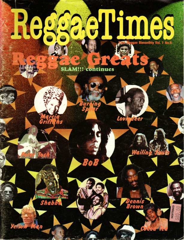 Friday Flashback: Reggae Greats