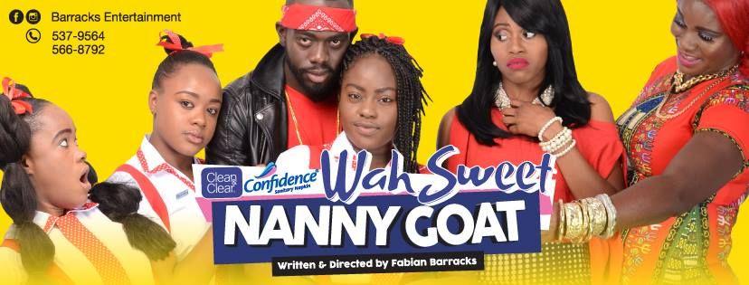 Wah Sweet Nanny Goat Full Play