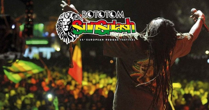 Rototom Sunsplash Reggae Festival Celebrates 25th Year
