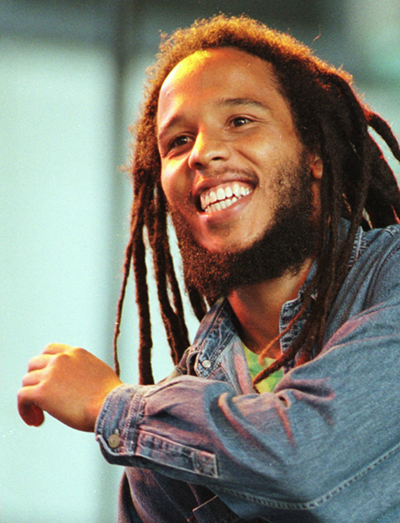 Ziggy Marley's Rebellion Rises debuts at Number 1