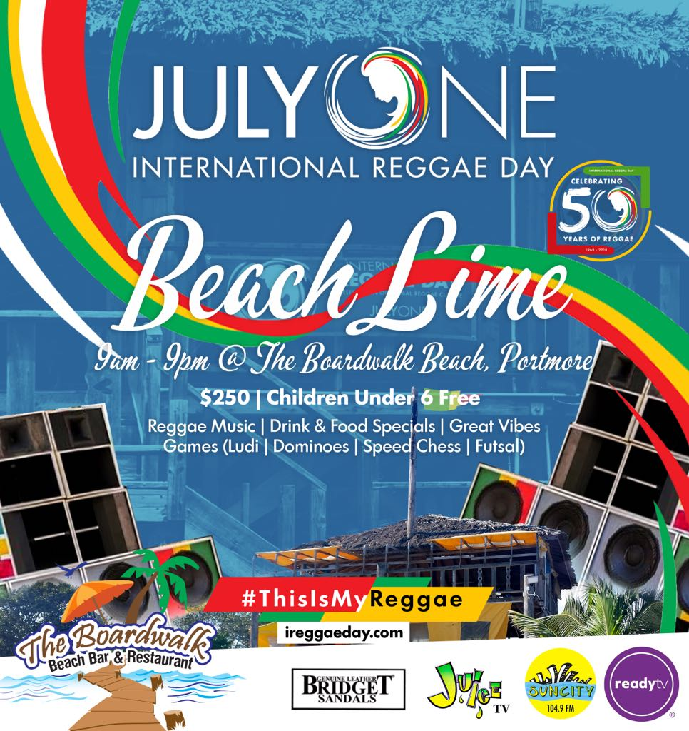 International Reggae Day 2018
