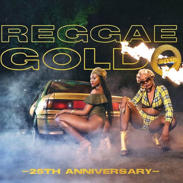 Reggae Gold to Celebrate 25th Anniversary