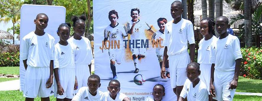 Sandals team up with Real Madrid to deliver youth clinics