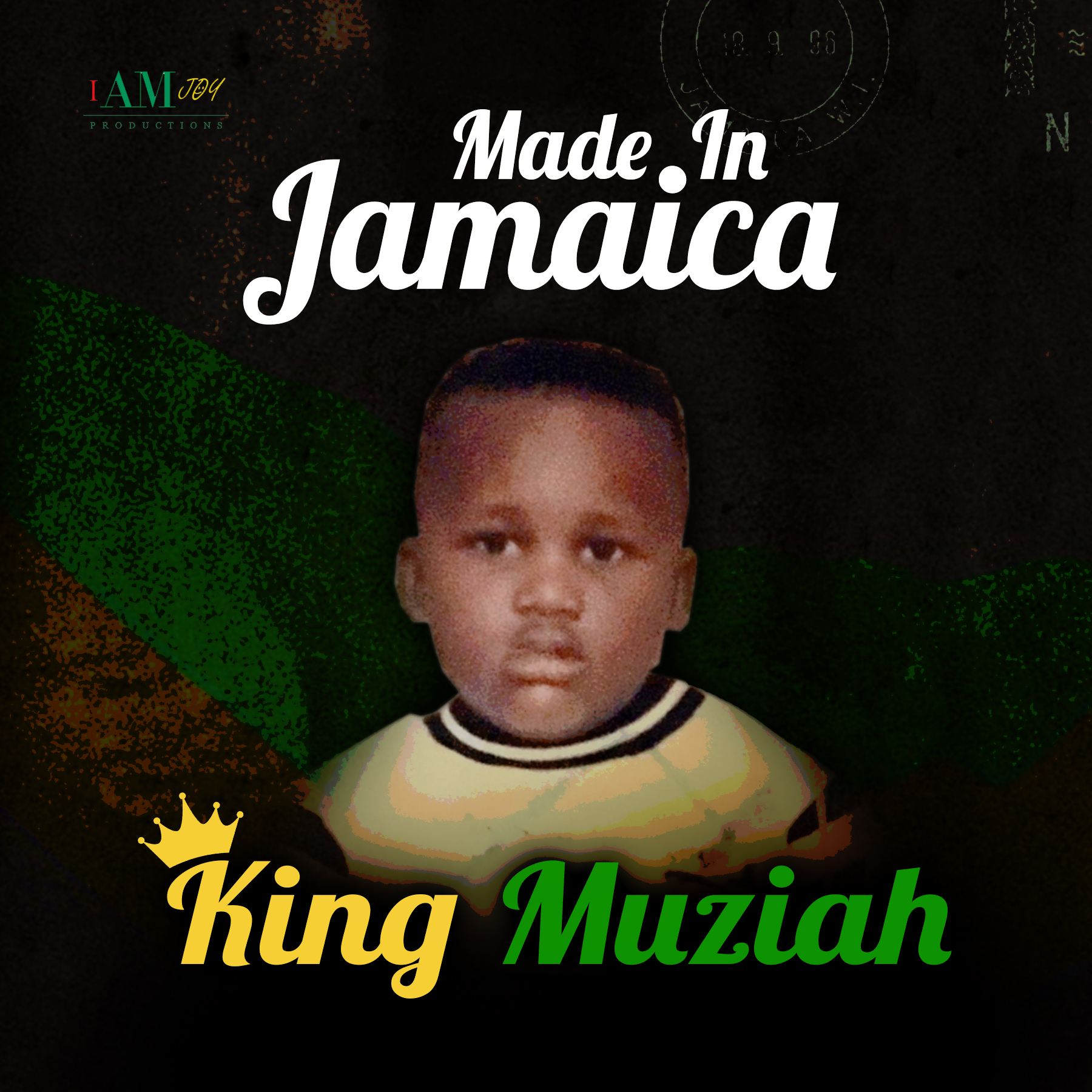 King Muziah to release debut album titled 'Made In Jamaica'