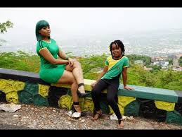 Big up Jamaica by Layla-Rei featuring Raine Seville