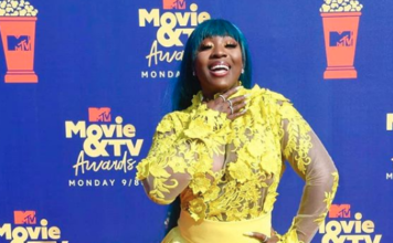 Spice Celebrates 'Love & Hip Hop Atlanta' Winning 'Reality Royalty' At MTV Movie & TV Awards