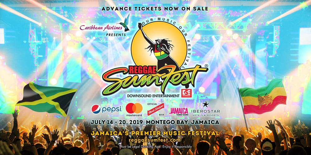 THE COUNTDOWN BEGINS FOR SUMFEST 2019!!!
