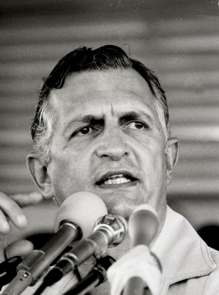 Tribute to the Greatest Statesman EDWARD SEAGA