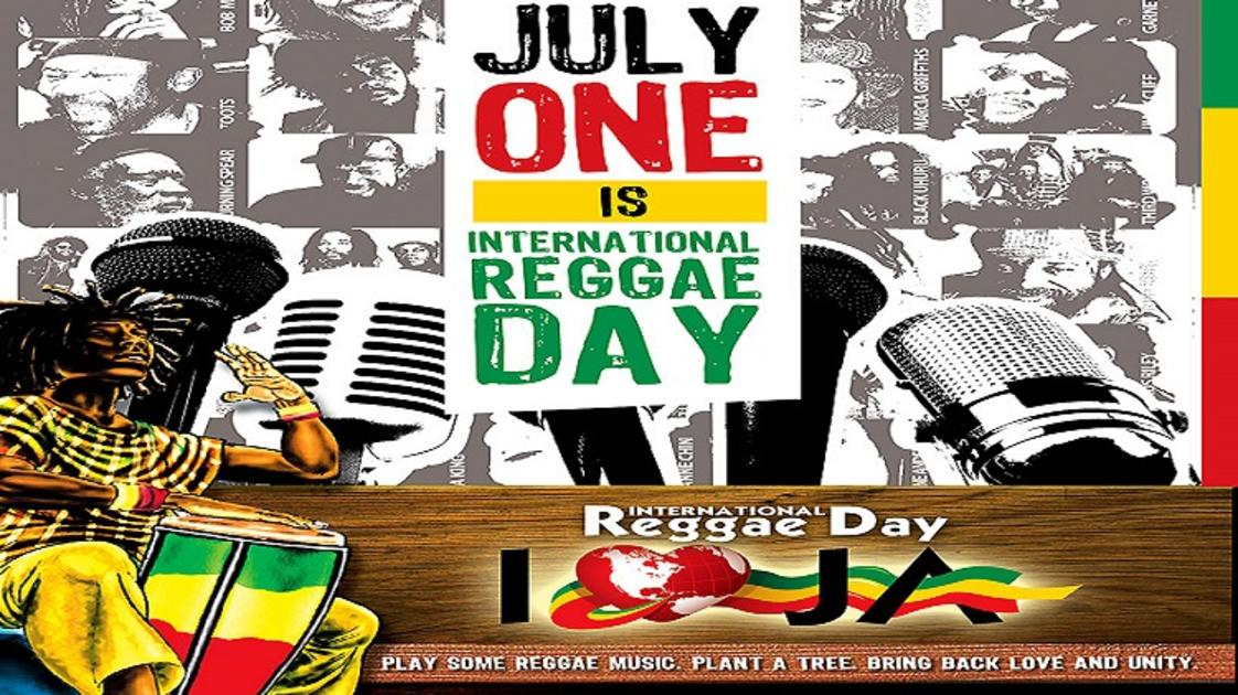INTERNATIONAL REGGAE DAY!!!
