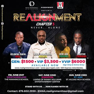 EACH ONE REACH ONE! REALIGNMENT CHAPTER 3 IS HERE!!!