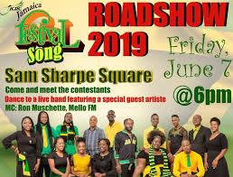 It's Here. It's There.. It's Everywhere Festival Song Road Show 2019!!!