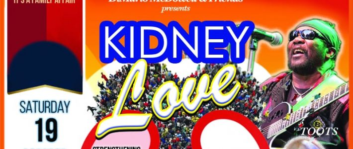 You are invited to #Kidney Love 2019!!