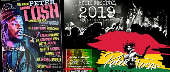 PETER TOSH MUSIC FESTIVAL 2019