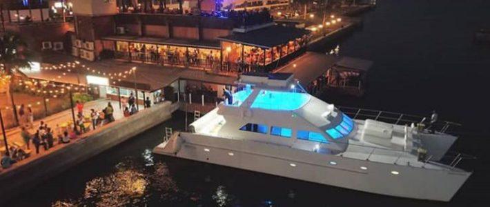 Kingston Harbour Party Cruise @ Ribbiz Ocean Lounge on Friday Nov 15, 2019
