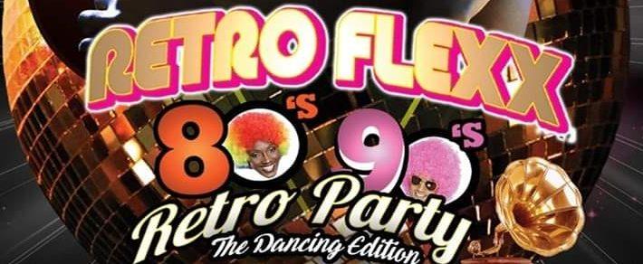 "Retro Flexx ""Dancing Edition "" Saturday November 23, 2019 @Mas Camp"