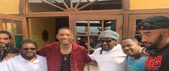 Will Smith link up with inner circle