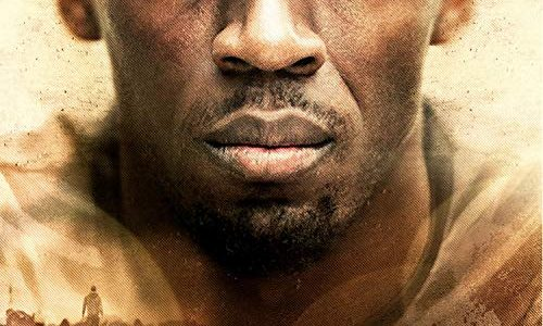 Usain Bolt has a massive riddim