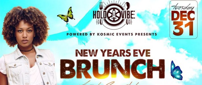 New Year's Eve Brunch and Countdown