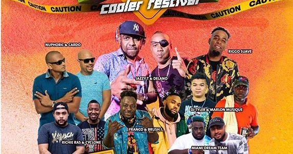 I LOVE SOCA 'Cooler Festival'