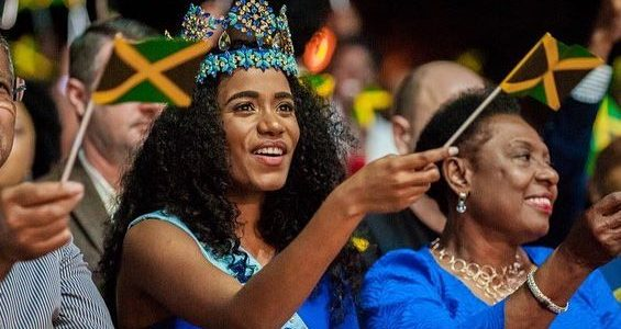 Miss World Jamaica 2019 homecoming celebration