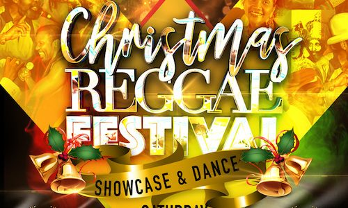 Christmas Reggae Festival which will be held in the United Kingdom (UK)