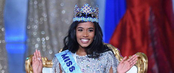 Toni-Ann Singh wins miss Jamaica World Beauty Contest 2019