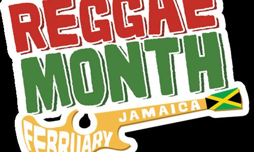 Reggae Month 2020 Calendar