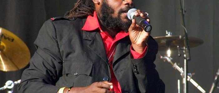 Tarrus Riley at the Park