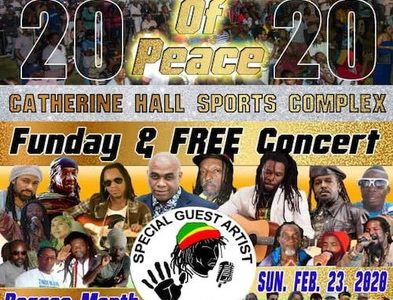 Celebration of Peace Concert 2020