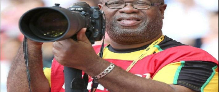 Condolence goes out to Bryan Cummings ( Veteran Photographer) from Reggae Times