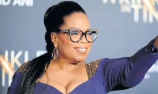 'Your Life In Focus' Oprah's live virtual wellness experience